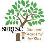 seresc summer camp logo